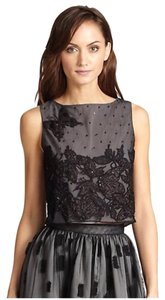 Alice + Olivia Anna Embellished Top