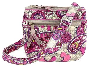 Vera Bradley Little Flap Hipster Hipster New With Nwt Gift Present Christmas Holiday Handbag Cross Body Bag
