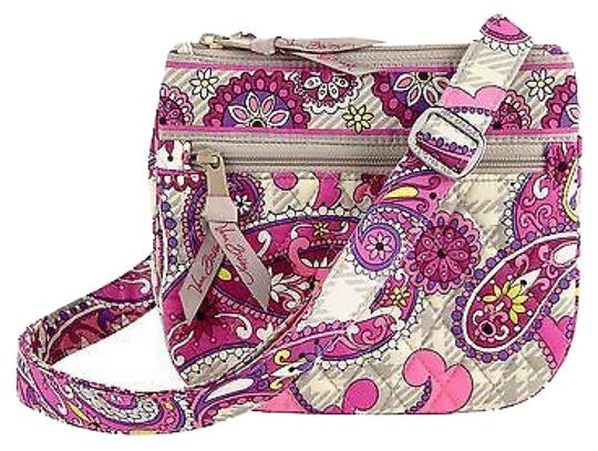Vera Bradley Little Flap Hipster Hipster New With Gift Present Christmas Holiday Purse Hand Cross Body Bag