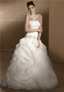 Mia Solano M1249l Wedding Dress