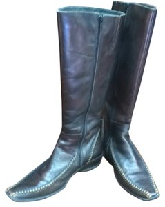 PIKOLINOS Brown leather Boots