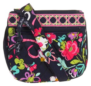 Vera Bradley Little Flap Hipster Hipster With Gift Present Christmas Holiday Purse Handbag Back To School School Student Cross Body Bag