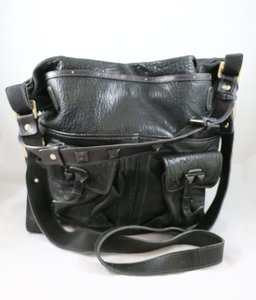 Chloe Elvire Leather Hobo Bag