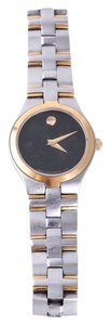 Movado Movado Women's 'Portfolio' Two-Tone Watch