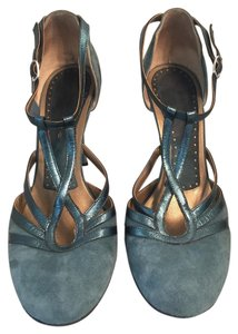 Fornarina Turquoise Pumps