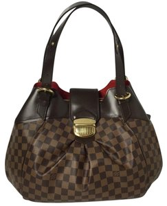 Louis Vuitton Sistina Gm Damier Sistina Shoulder Bag