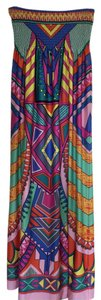 Multi Maxi Dress by Flying Tomato