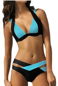 Cross Padded Two Piece Bikini (different Sizes Available)