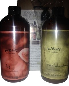 Wen by Chaz Dean Wen Cleansing Shampoo / Conditioner