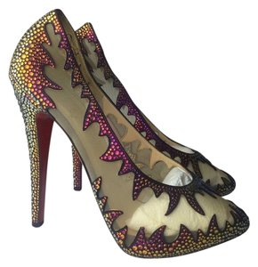 Christian Louboutin volcano Pumps