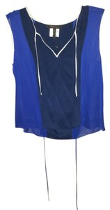 BCBG Top blue