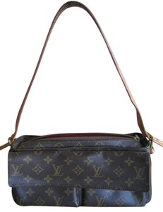 Louis Vuitton Monogram Removeable Strap Clutch Shoulder Bag