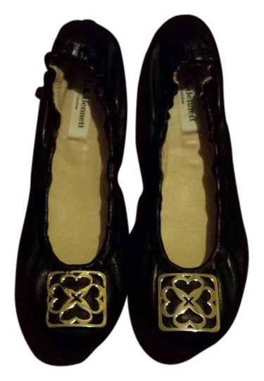 l.k. bennet london black Flats Image 0