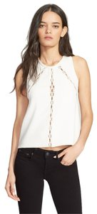 IRO Haute Hippie Elizabeth And James Tory Burch Dvf Zimmermann Top White