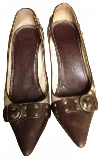 Preload https://item3.tradesy.com/images/coach-brown-signature-c-pumps-size-us-85-149877-0-0.jpg?width=440&height=440