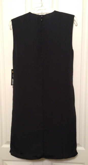 3.1 Phillip Lim for Target Cocktail Party Night Out Sleeveless Chiffon Pockets Asymmetrical Shift Beads Sparkle New With Tags Christmas New Dress