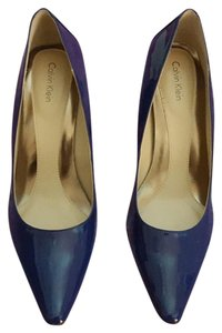 Calvin Klein REDUCED!! Cobalt Blue Pumps