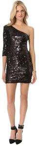 Nasty Gal Karmaloop Akira Revolve Shopbop Stylehive New Years Eve Holiday Sparkle Date Club Girls Cocktail One Sleeve Dress