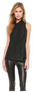 Helmut Lang Haute Hippie Top Black