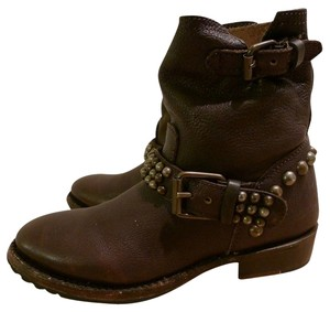 Ash Studded Ankle brown Boots