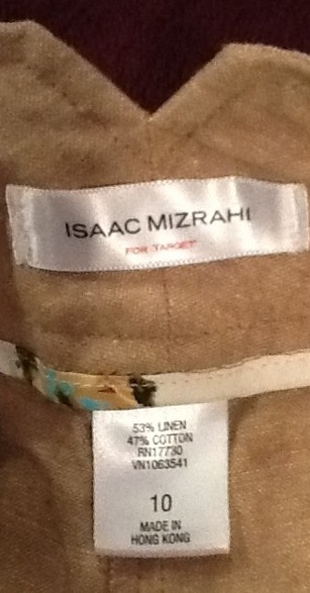 Isaac Mizrahi Relaxed Fit Jeans Image 2