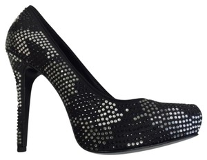 Report Signature High Heel Pumps Evening Pumps Black Formal