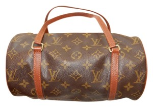 Louis Vuitton Papillon Lv Shoulder Bag