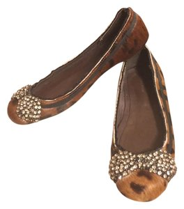 Antik Batik Black/Brown Flats