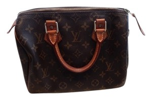 Louis Vuitton Speedy Lv Speedy 25 Satchel