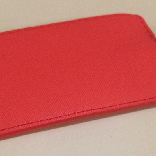 Marc Jacobs Marc Jacobs Pink Coral Bag Luggage Tag NWOT Mj