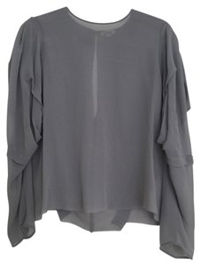 Acne Top Blue Grey