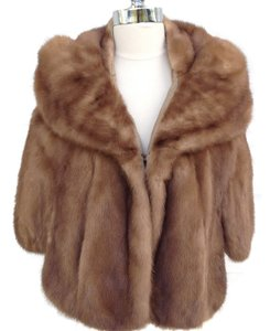 Famous Fur Salon Faux Fur Coat