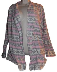 PINK K Pink Multi colored Jacket