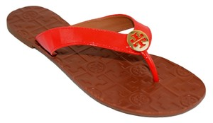 Tory Burch Chicfashions Masai Red Sandals