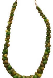 Mine Finds by Jay King Stunning Jay King Authentic Green Turquoise Necklace