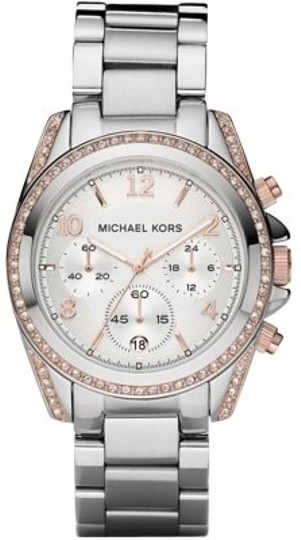 Preload https://item5.tradesy.com/images/michael-kors-silver-w-rose-gold-accents-mk5459-watch-149919-0-0.jpg?width=440&height=440