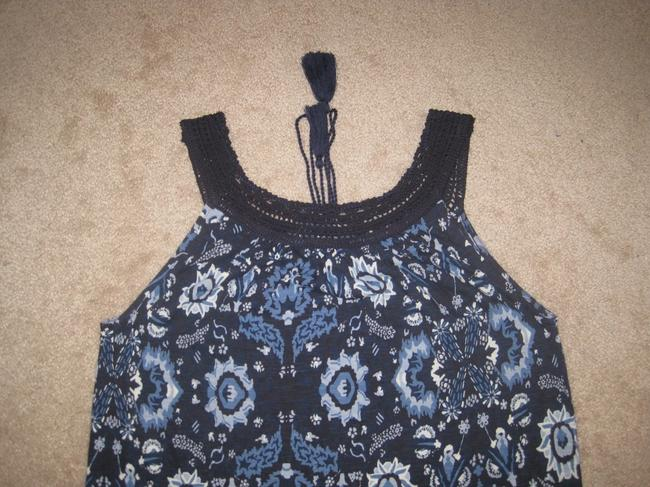 Lucky Brand Top Blue Multi Image 11