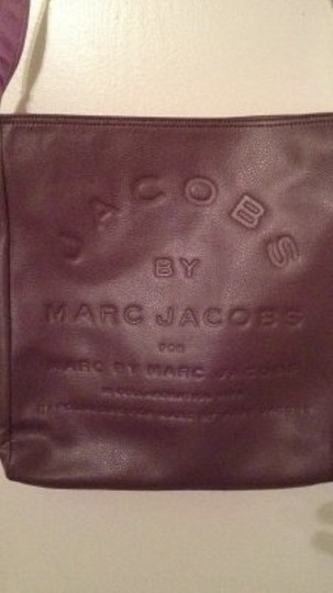 Marc by Marc Jacobs Cross Body Purples Messenger Bag