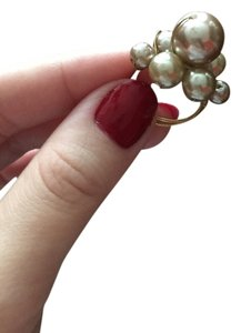 0 Degrees Pearl Ring