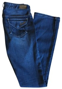 Guess Denim Straight Leg Jeans