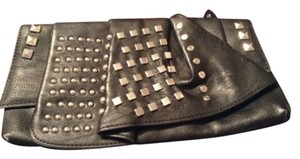 Jessica Simpson Black Clutch