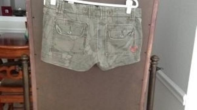 American Eagle Outfitters Mini/Short Shorts camouflage