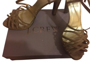 J.Crew Mossy Oak Sandals