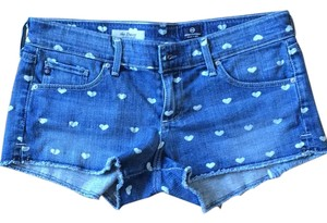 AG Adriano Goldschmied Cut Off Shorts
