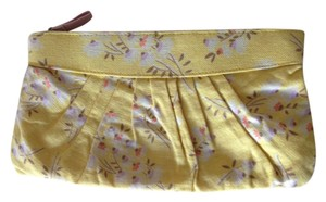 Old Navy Buttercup/Multi Floral Clutch