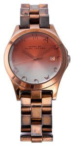 Marc Jacobs MARC BY MARC JACOBS 'Henry' Ombre Dial Watch