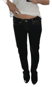 True Religion Straight Leg Jeans-Coated