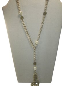 Lia Sophia Gorgeous lia sophia tassle necklace, must have