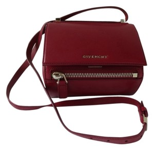 Givenchy Red Cherry Messenger Bag