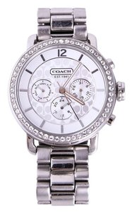 Coach Coach EST. 1941 CA.04.3.14.0664S Stainless Steel Water Resistant Wrist Watch
